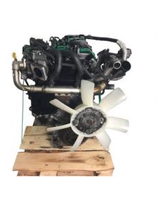 Motor Reconstruido 0 kms Nissan Navara 2.5 YD25